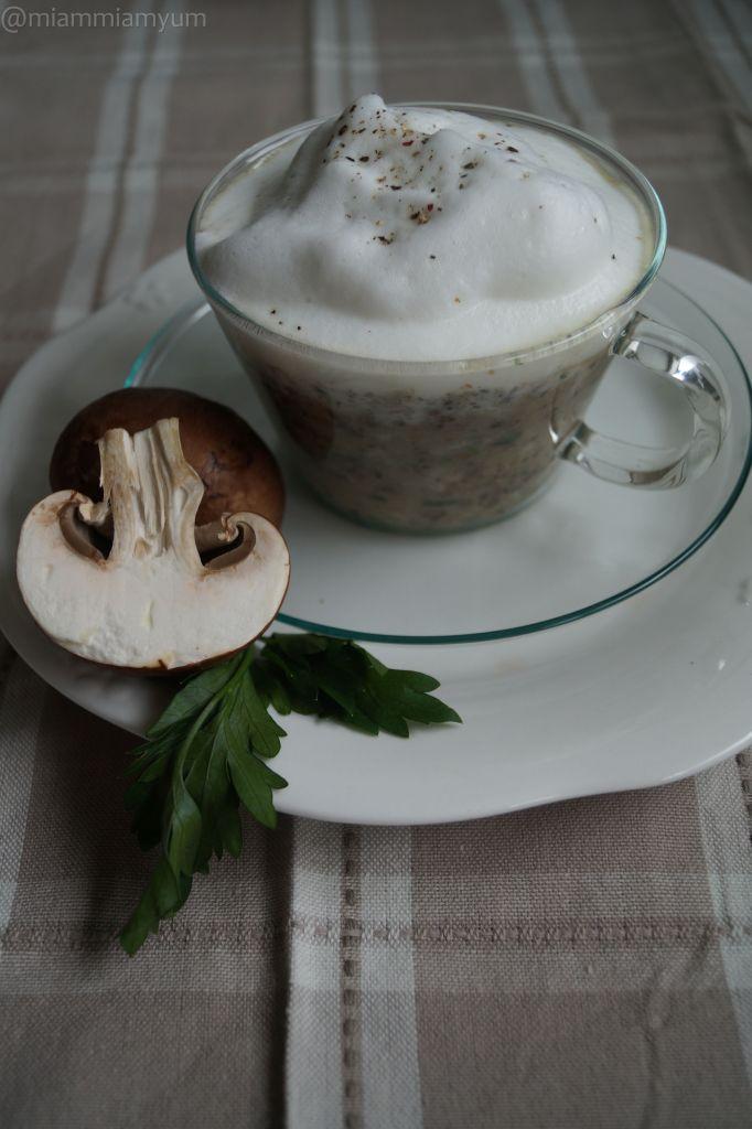 Mushroomccino