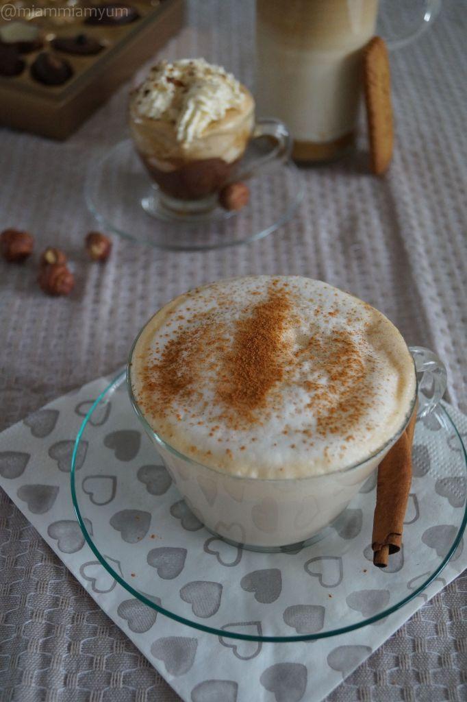 Cinnamon capuccino