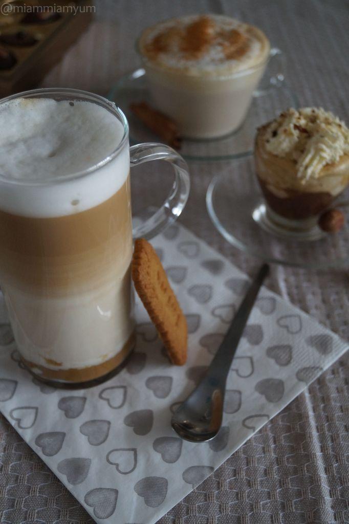 Speculoos latte