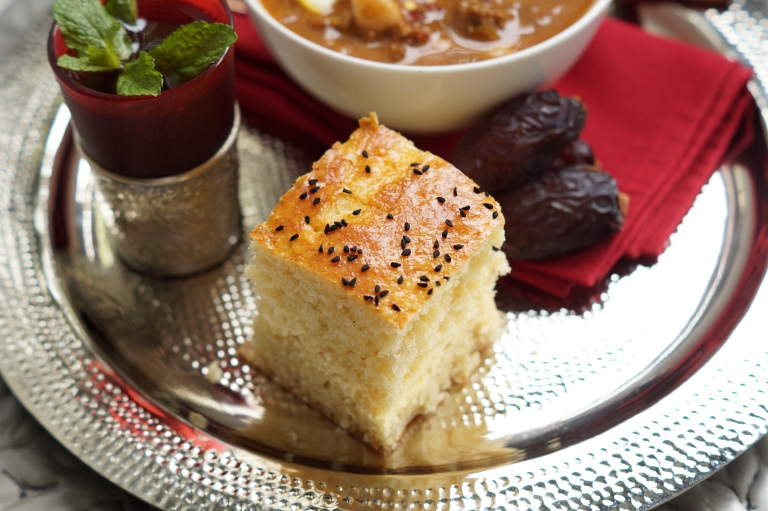 Algerian bread khobz dar 2