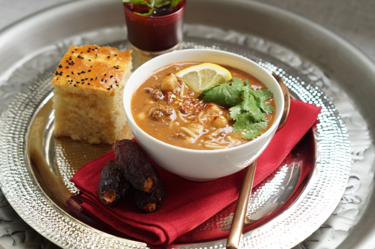 Moroccan soup harira 2