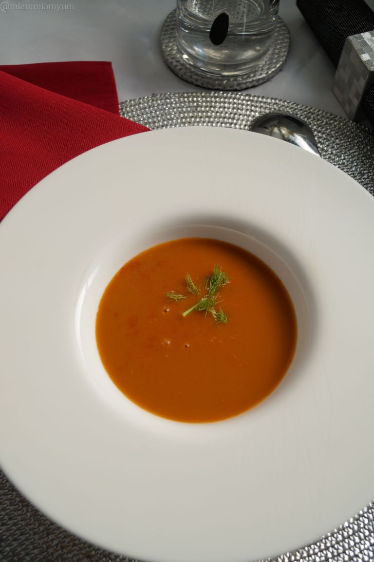 Lobster bisque 3