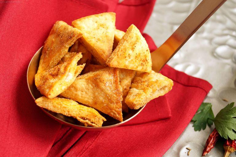 Pita crisps 2