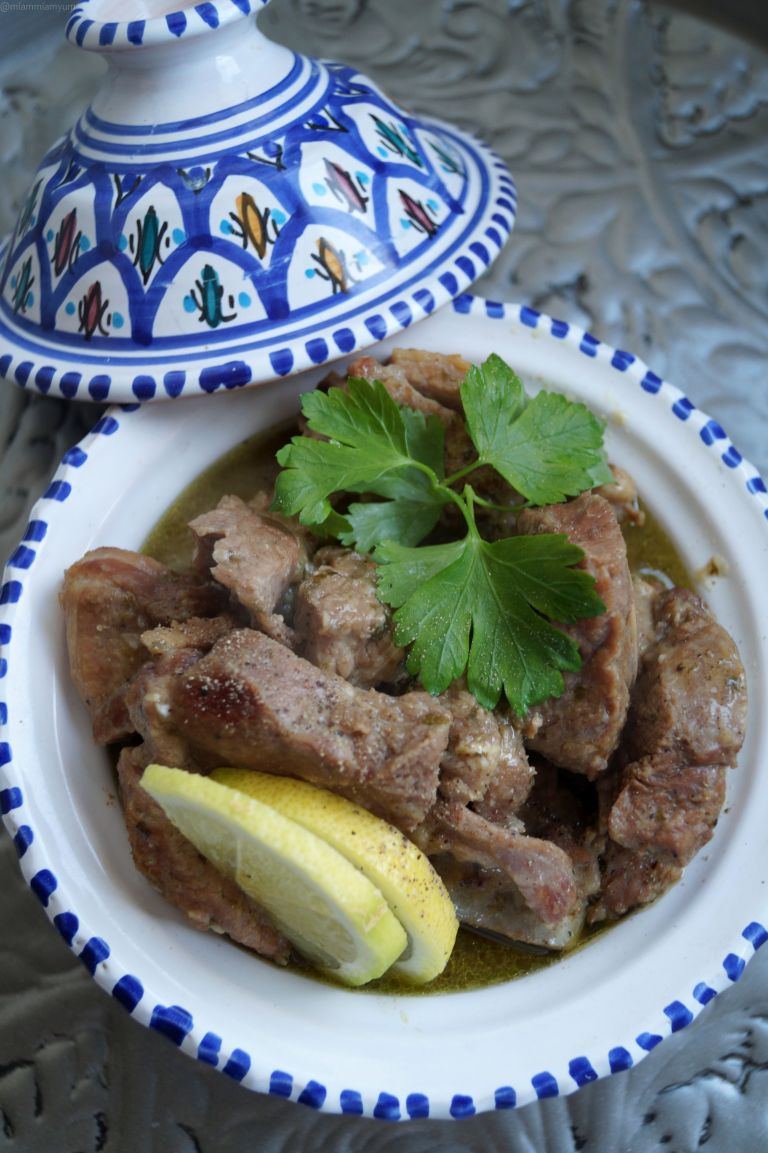 Lamb & parsley tagine 3